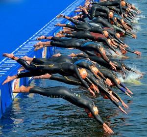 what is a triathlon
