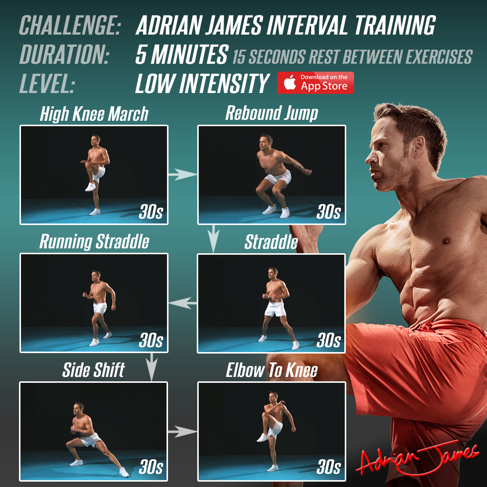 amazing hiit workout